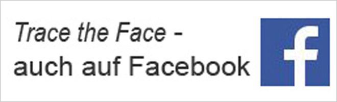 Trace the Face - auch auf Facebook
